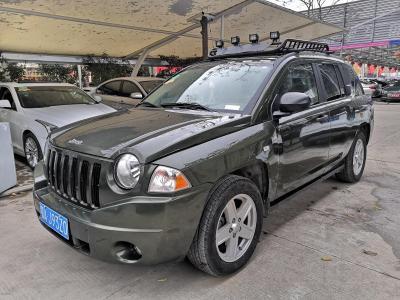 2008年8月 Jeep 指南者(進口) 2.4L 四驅運動版圖片