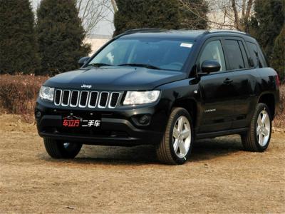 2012年3月 Jeep 指南者(進口) 2.4L 四驅都市版圖片