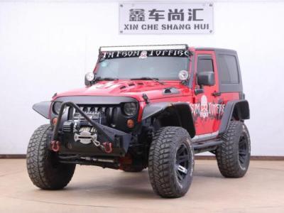 Jeep 牧马人  3.8 两门 Sahara图片