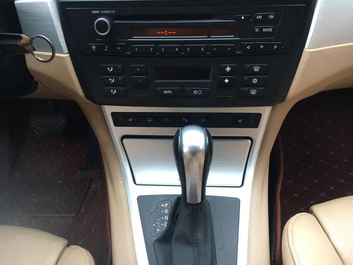 宝马 宝马X3  2009款 xDrive25i豪华增配型图片