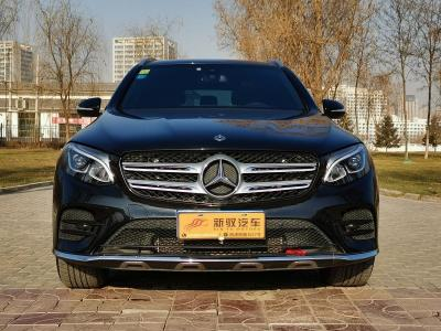 奔馳 奔馳GLC  2017款 GLC 300 4MATIC 豪華型