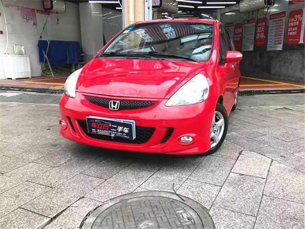 本田 飞度  2007款 1.5L CVT舒适版