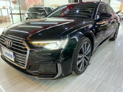 奧迪 奧迪A6L  2019款 45 TFSI quattro 臻選致雅型
