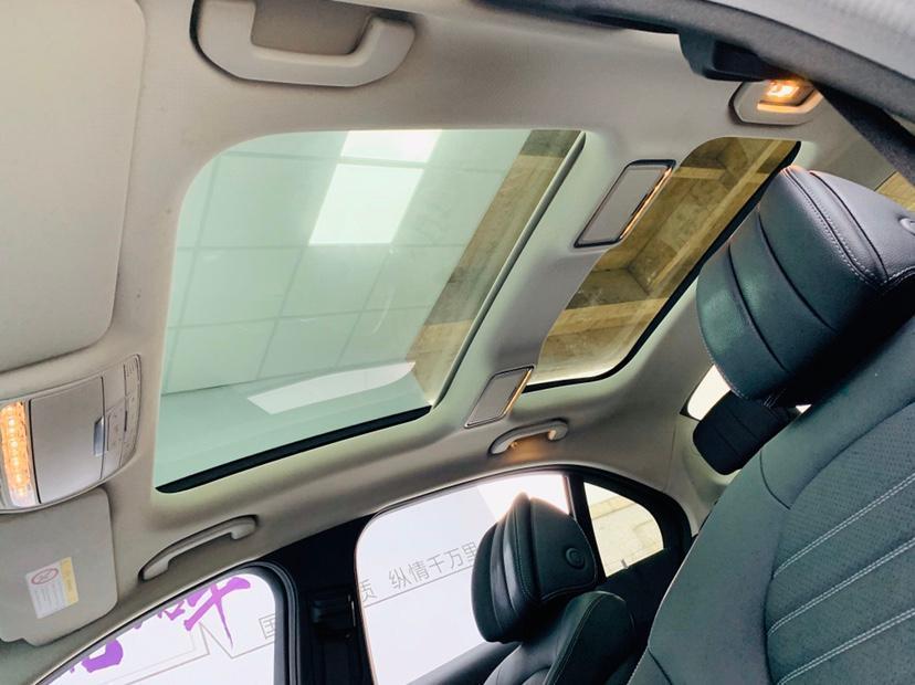 奔驰 奔驰C级  2017款 C 200 L图片