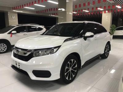 本田 冠道  2017款 240TURBO 兩驅舒享版
