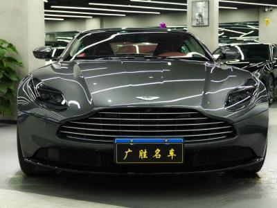 2018年6月 阿斯頓·馬丁 阿斯頓?馬丁DB11 4.0T V8 Coupe圖片