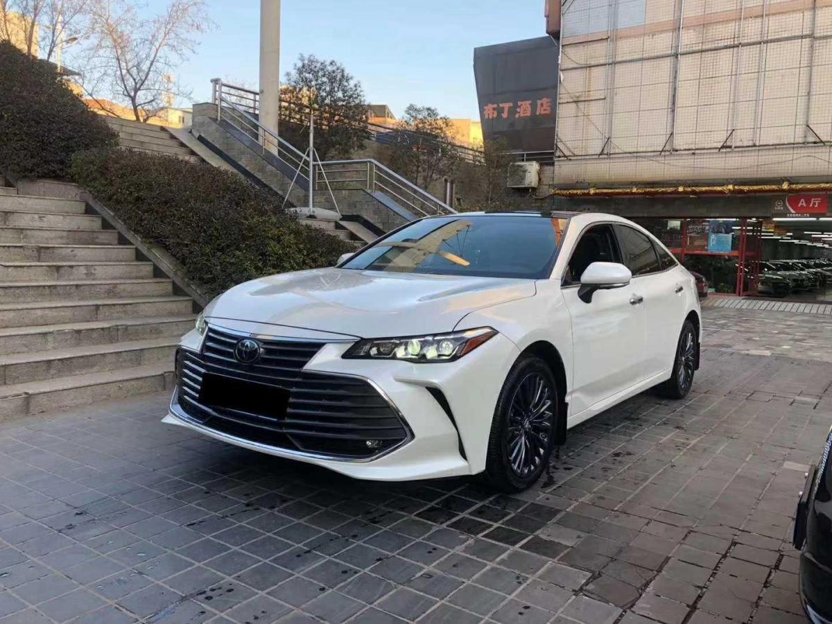 丰田 亚洲龙  2019款 2.5L Touring尊贵版 国V图片