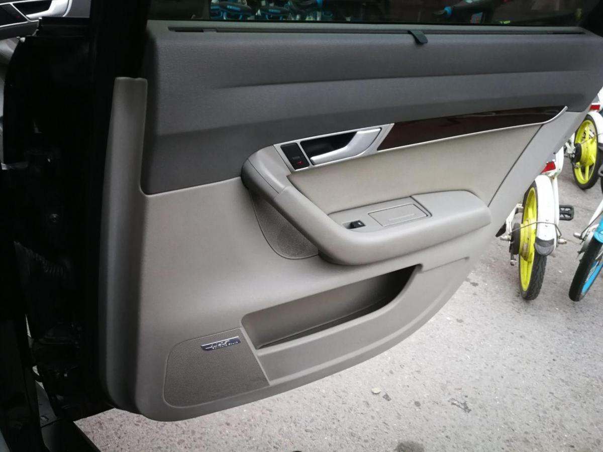 奥迪 奥迪A6L  2008款 2.8 FSI 舒适娱乐型图片