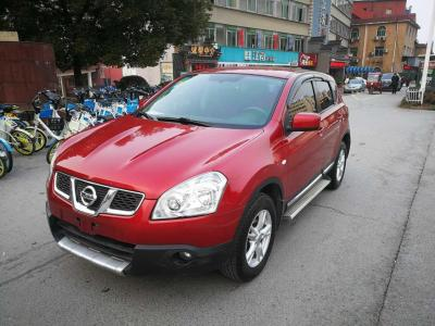 日产 逍客  2011款 2.0XV 雷 CVT 2WD图片