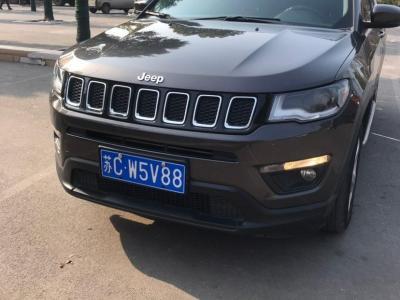 2017年10月 Jeep 指南者 200T 自动家享版图片