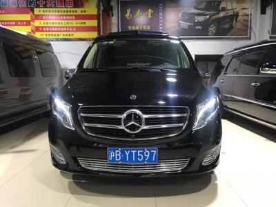 2018年6月 奔驰V260L 嘉年华限量版图片
