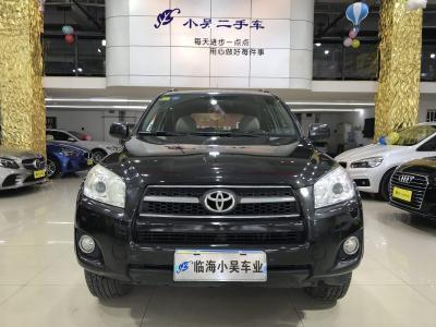 2010年6月 丰田 RAV4荣放 2.4L 自动豪华升级版图片