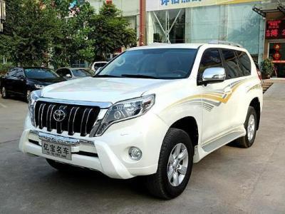 丰田 2014款 普拉多(进口) 2.7L 中东 迪拜版