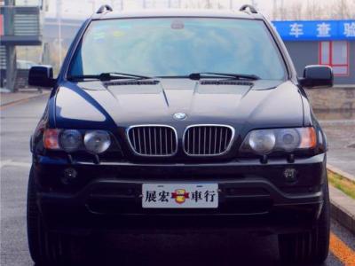 宝马 宝马X5  X5 4.6is 4.6图片