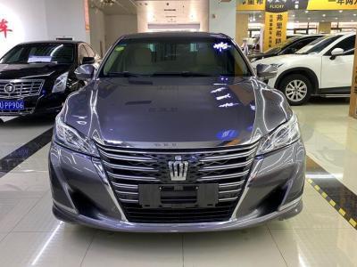 2015年12月 丰田 皇冠 2.0T 时尚版图片