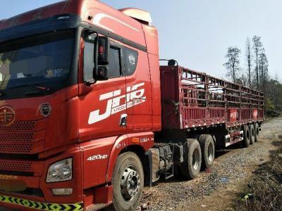 2016年11月 解放jH6半挂车,国五排放图片