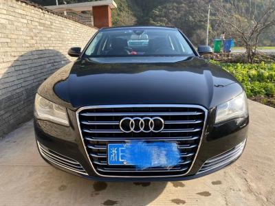2012年12月 奥迪 奥迪A8(进口) A8L 45 TFSI quattro豪华型图片