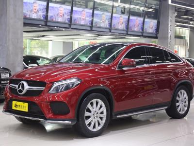奔馳 奔馳GLE  2015款 GLE 320 4MATIC 轎跑SUV
