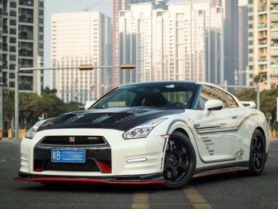 日產 GT-R  2012款 3.8T Premium Edition圖片