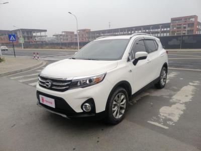 2018年9月 广汽传祺 GS3  200T 自动精英版图片