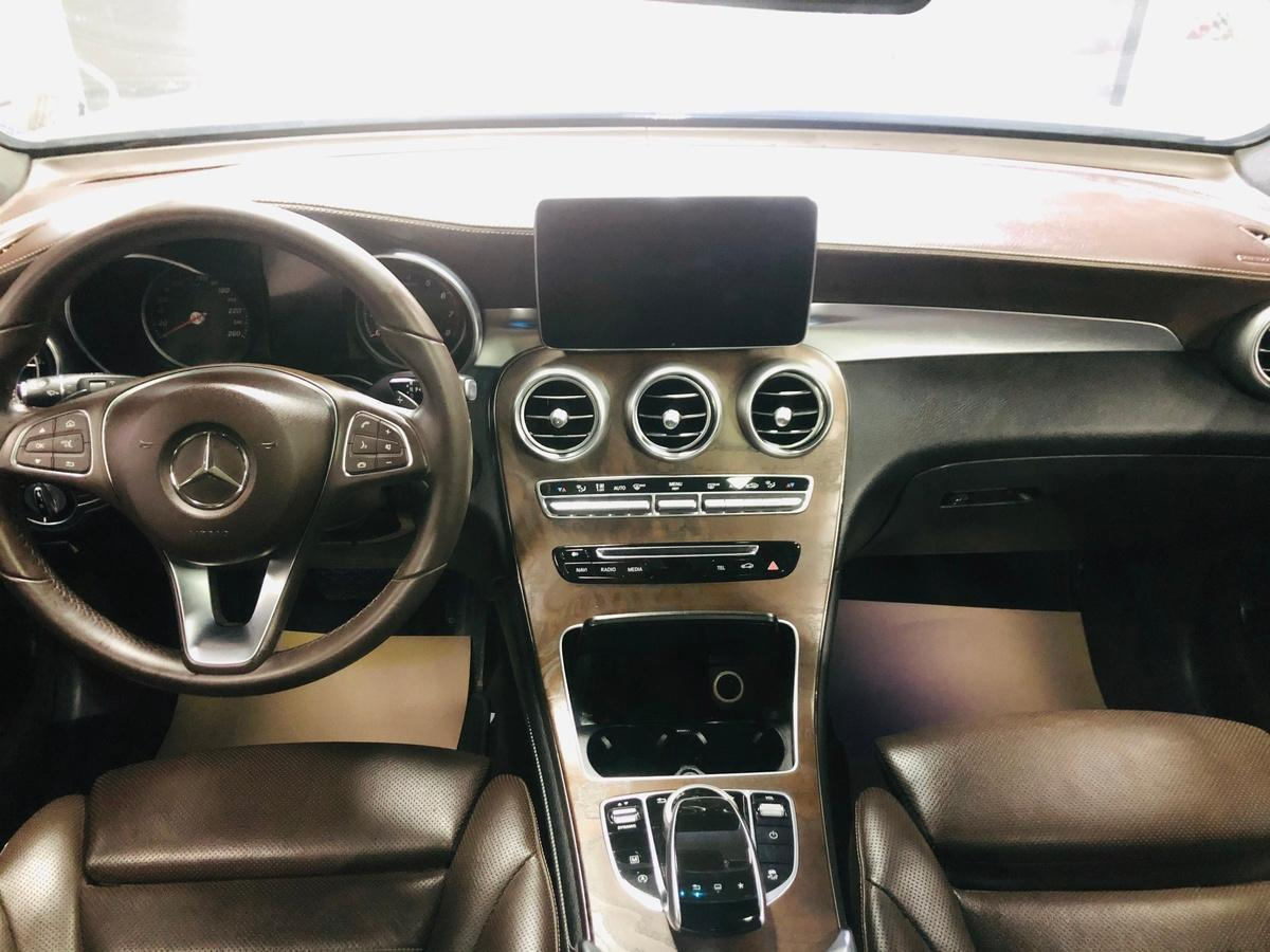 奔驰 奔驰GLC  2016款 GLC 300 4MATIC 豪华型图片