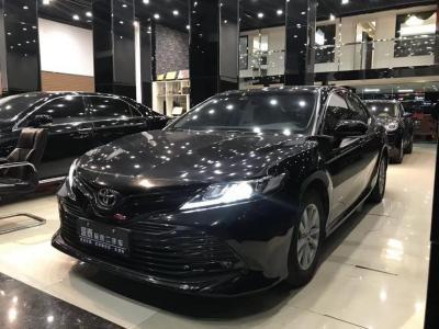 丰田 凯美瑞  2018款 2.0E 领先版图片
