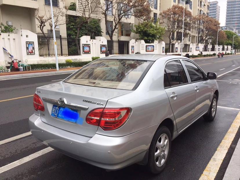 丰田 花冠  2013款 1.6L 自动豪华版图片