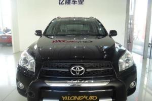 2010年7月 丰田 RAV4 2.0 豪华升级版