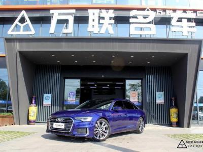 2019年7月 奥迪 奥迪A6L 45 TFSI quattro 臻选动感型图片