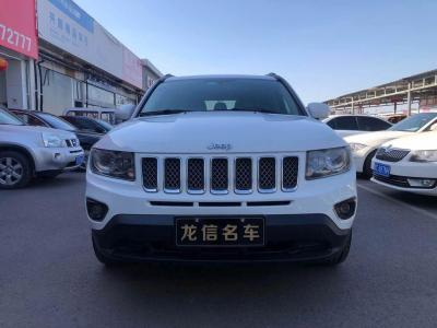 Jeep 指南者 2014款 指南者 改款2.0L兩驅精英版