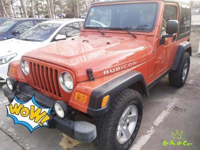2007年1月 Jeep 牧马人(进口) 4.0L Rubicon图片