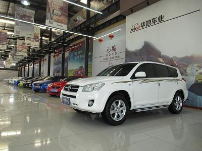 2011年6月 丰田 RAV4荣放 2.4L 自动四驱豪华版图片