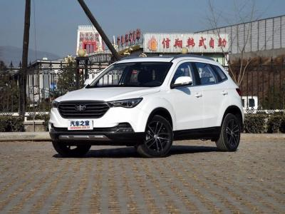 2017年9月  奔騰X40抵押車 圖片