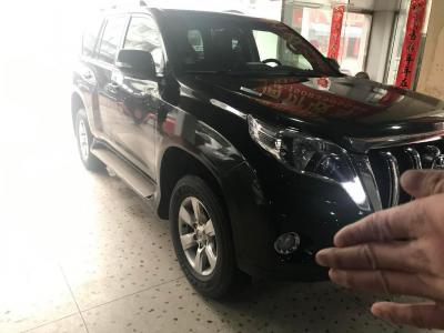 丰田 普拉多  2015款 2.7L 自动标准版