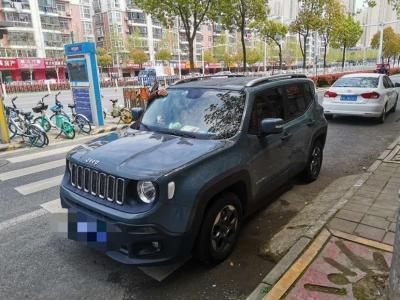 2017年4月 Jeep 自由俠  1.4T 自動動能版圖片
