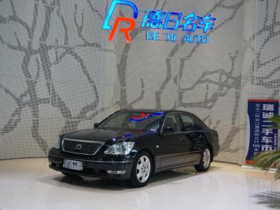 雷克薩斯 LS  2005款 430