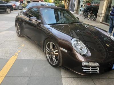 2011年6月 保时捷 911  Edition Style 3.6L 敞篷版图片