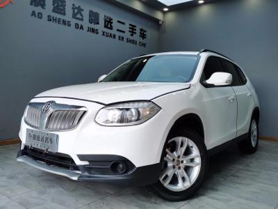 中华 V5  2012款 1.6L 自动舒适型