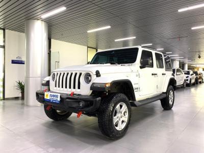 Jeep 牧馬人  2019款  2.0T Sahara 四門版圖片