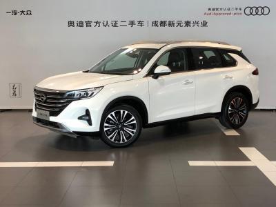 2018年11月 广汽传祺 GS5  270T 自动尊贵版图片