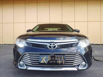 丰田 凯美瑞  2015款 2.0E 精英版