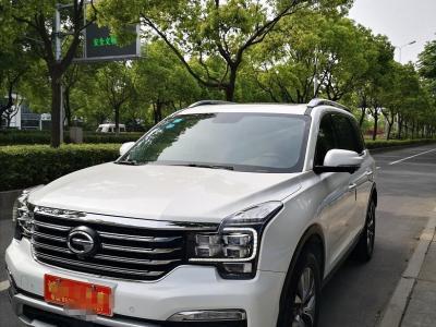 2017年5月 广汽传祺 GS8 320T 两驱豪华智联版图片