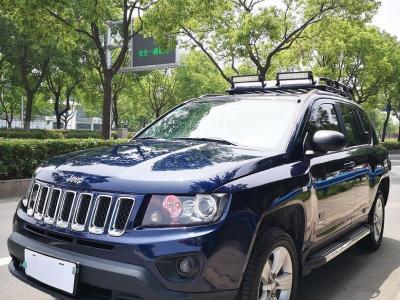 2013年12月 Jeep 指南者  2.4L 四驱豪华版图片