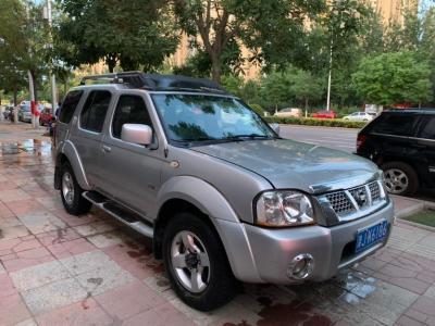 日产 帕拉丁  2008款 2.4L 四驱标准型图片