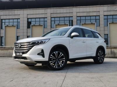 2019年5月 广汽传祺 GS5 270T 自动尊贵版图片