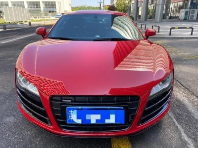 2014年8月 奥迪 奥迪R8 5.2 FSI quattro 中国专享型图片