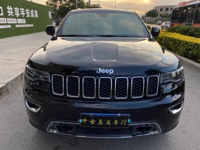 Jeep 大切诺基  2017款 3.6L 豪华导航版图片