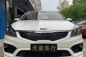 2018年4月 起亚 K2  三厢 1.4L AT 15周年特别版GLS 国V图片