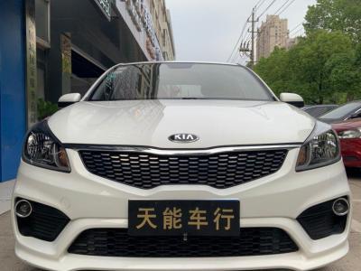 2018年4月 起亞 K2  三廂 1.4L AT 15周年特別版GLS 國V圖片
