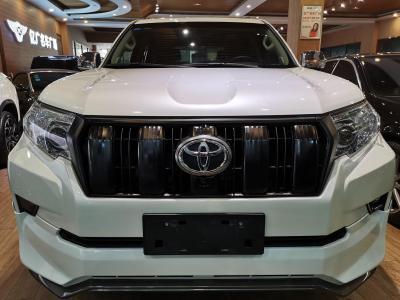 2019年8月 丰田 普拉多 3.5L 自动TX-L尊享版图片